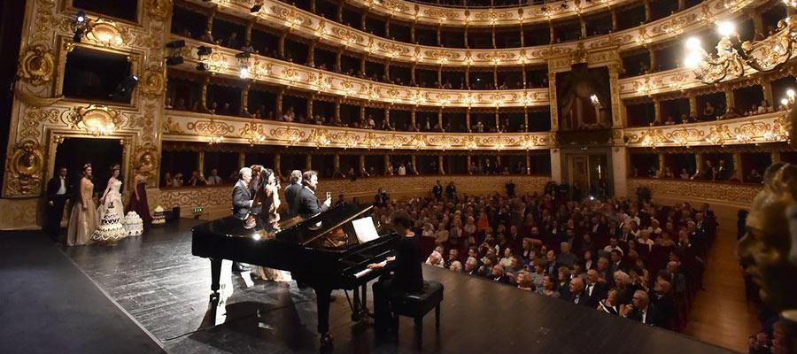Italy opera tours